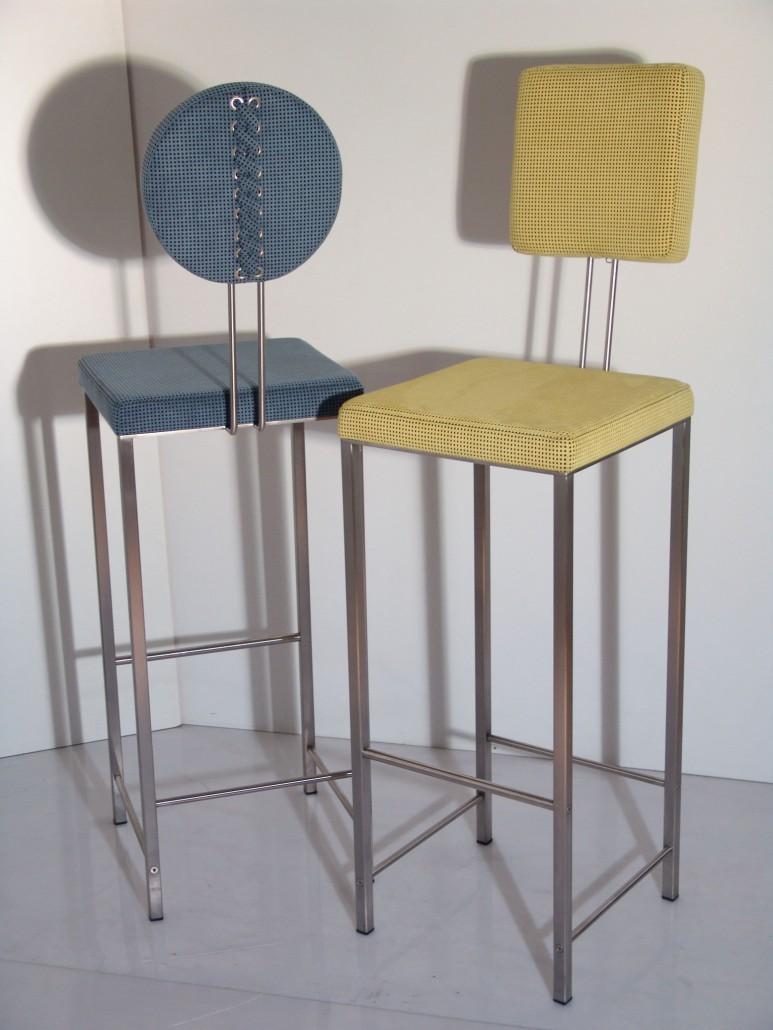 Tische st hle art of metal design angelo rizzuto for Esstisch viereckig